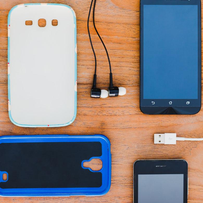 Handy-Ersatzteile-Zubehör